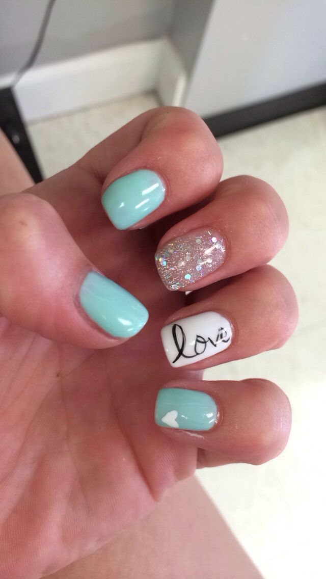 1000+ Ideas About Trendy Nails On Pinterest