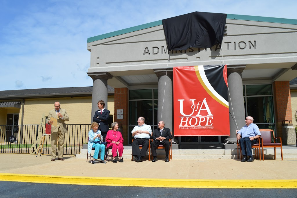 Mr. J.W. Rowe Administration Building Dedication - DSC_8188.JPG