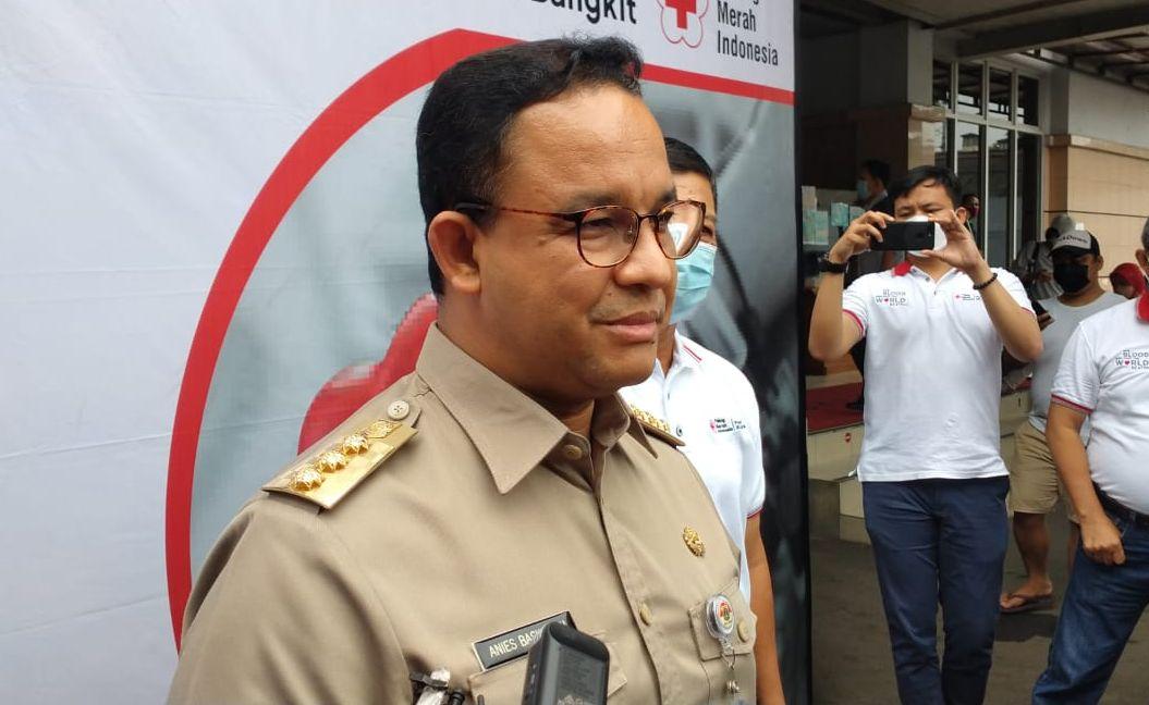 Rapat PPKM Darurat, Anies Minta 4 Poin Dukungan ke Pemerintah Pusat