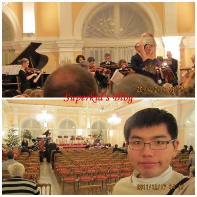 我在維也納聽音樂會