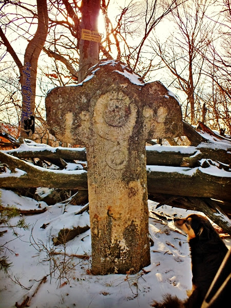 crucea spatarului muntii buzaului