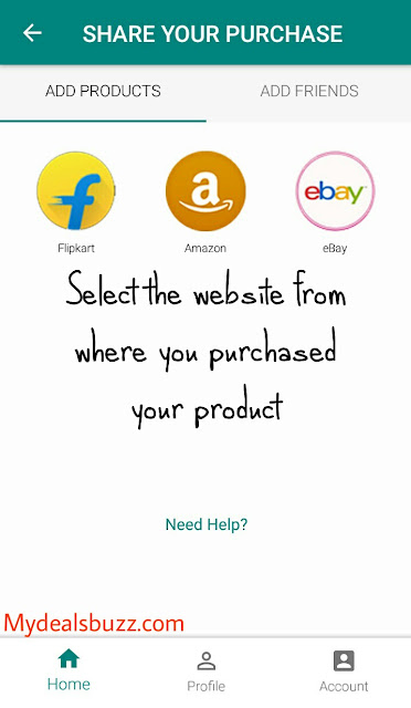 refer and earn by shoppingoost app money