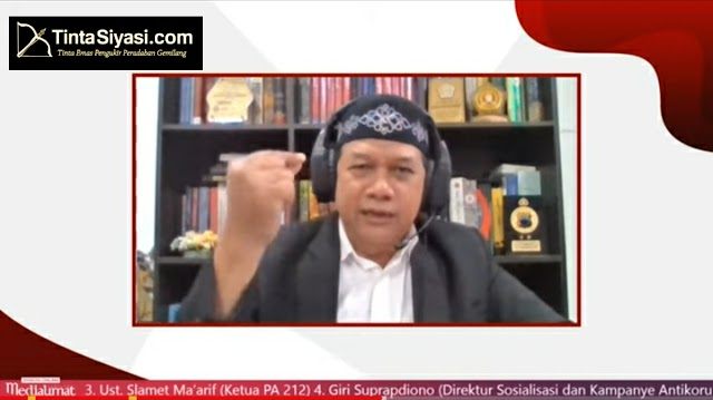 TWK KPK Pilih Al-Qur'an atau Pancasila, Prof Suteki: Muslim Taat Harus Pilih Al-Qur'an