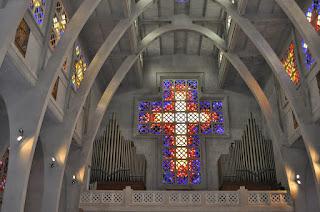 Visite de notre église Saint-Jean-Baptiste à Bruxelles Molenbeek-Saint-Jean mardi 28 juillet 2015 - de la part des visiteurs (2)