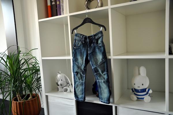 Spijkerbroek Zeeman Textiel maat 92