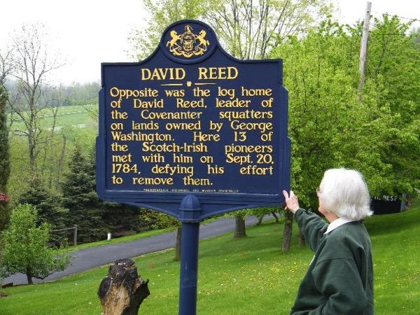 David reed marker