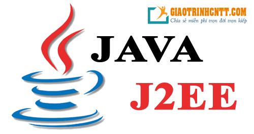 Tài Liệu Java J2EE Và XML Developement