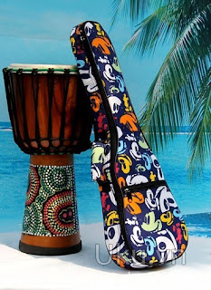 túi đàn ukulele mickey