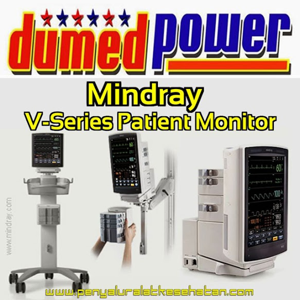 Mindray-V-Series-Patient-Monitor