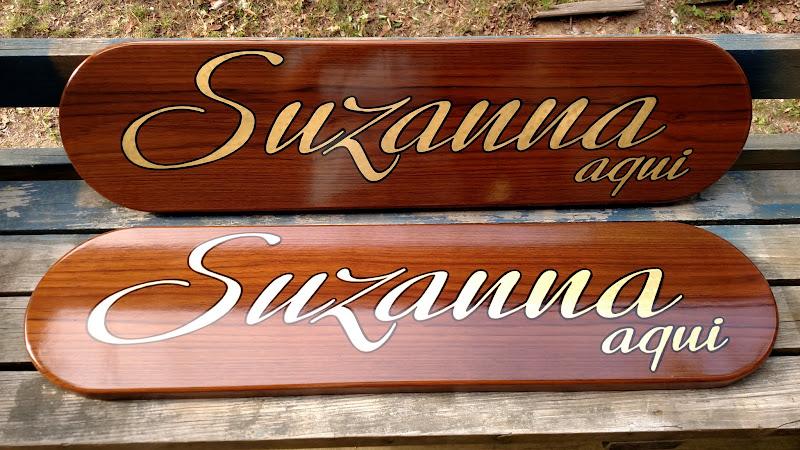 Quarterboards for Suzannah Aqui
