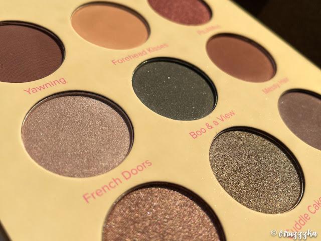 Beauty Bakerie Breakfast in Bed Eyeshadow Palette Review