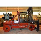 (2) Taylor Diesel Powered Forklift Trucks
