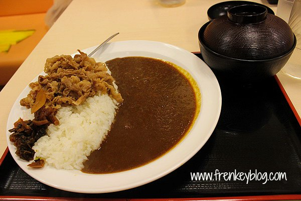 Curry Rice Japan - 490 Yen