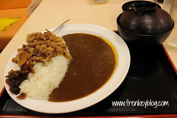 Curry Rice Japan - 490 Yen