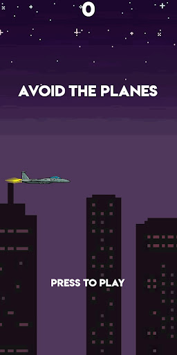 Avoid The Planes - Free Airplane Game android2mod screenshots 1