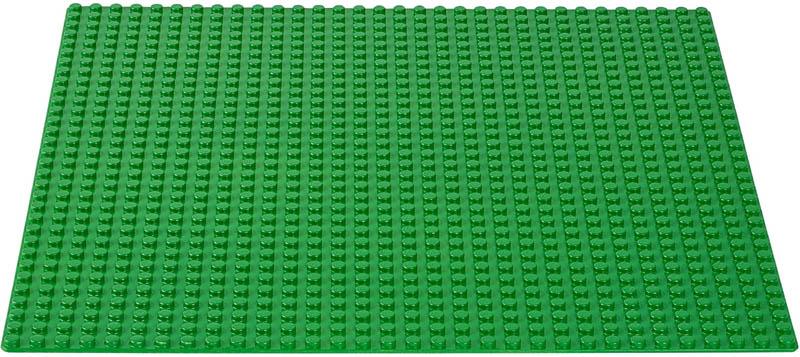 Contenido de Lego® 10700 Base Verde