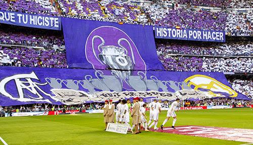 Xem lại khúc tráng ca của Real Madrid