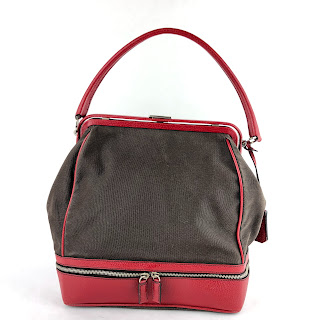 Prada Vintage Bag with Spy Compartment