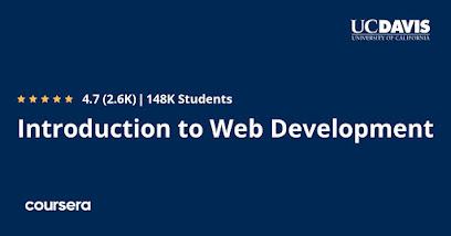 best Coursera course for Web development