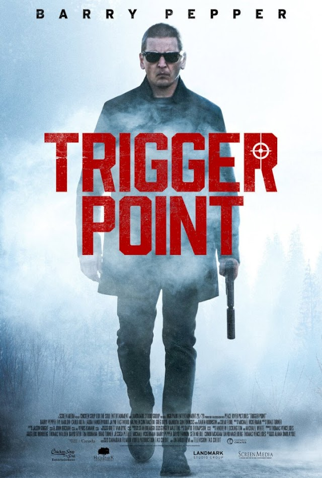 Trigger Point - Full Movie