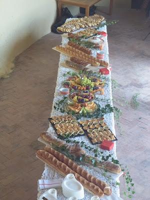 Hochzeitsapéro, Firmenapéro, Geburtstagsapéro, Apéro,Squindo Bäckerei AG Moosleerau