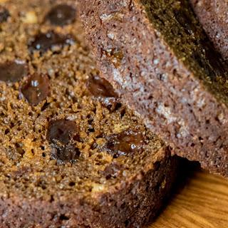 Old-Fashioned Boston Brown Bread.