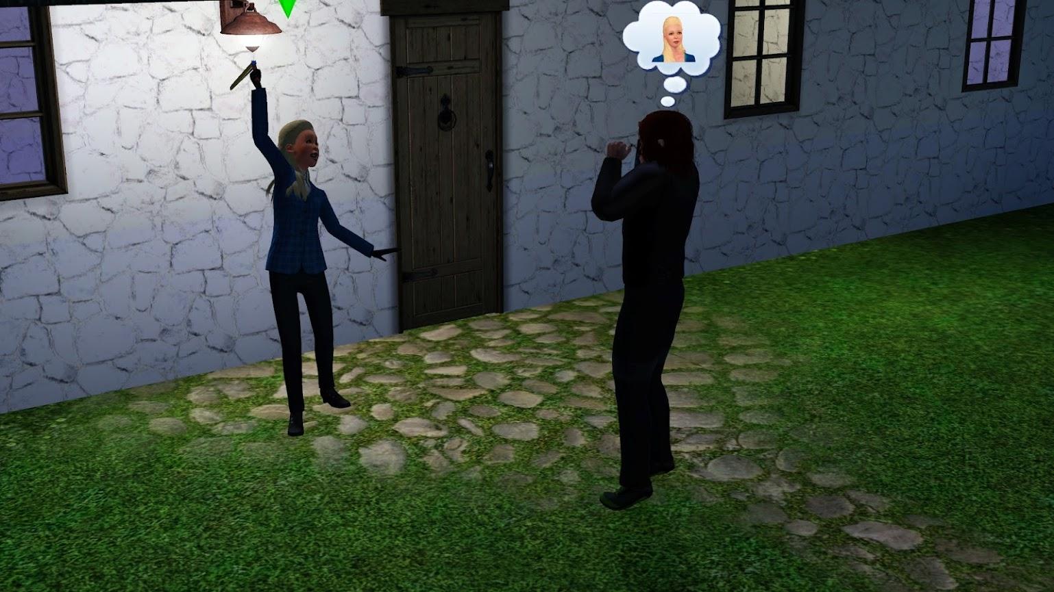 Sims 3 incontri triste mietitore