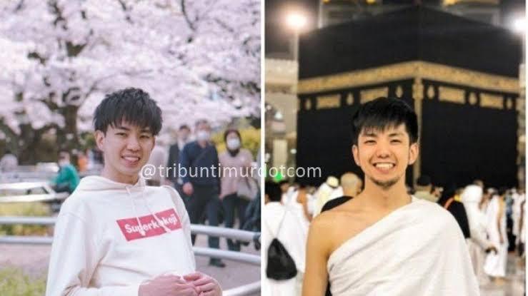 Kisah Pemuda Ateis Jepang Masuk Islam: Kini Hidupku Punya Tujuan