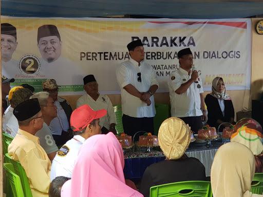 BARAKKA Awali Kampanye di Kampung Halaman