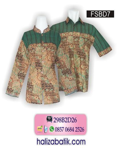 grosir batik pekalongan, busana batik, contoh model batik, gambar batik