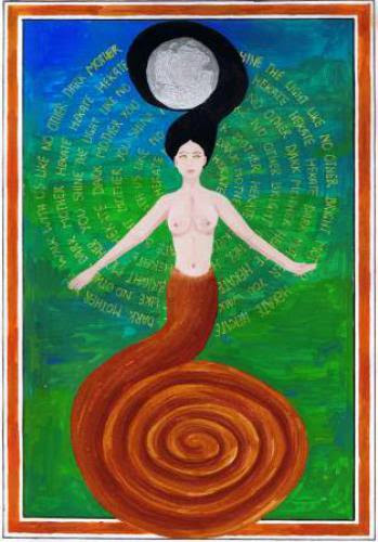 Pratyer To Mother Kundalini She Serpent Hekate