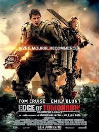 Jaquette de Edge Of Tomorrow