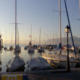 luka u Morges-u,  Sur le port de Morges