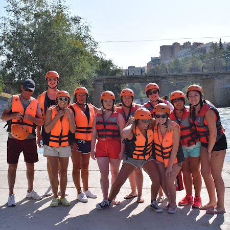 Descenso en Rafting 26/07/2018