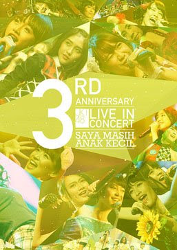 [TV-Variety] JKT48 3RD ANNIVERSARY JKT48 LIVE IN CONCERT – SAYA MASIH ANAK KECIL – (DVDISO/15.9GB)