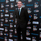 WWW.ENTSIMAGES.COM -   Soccer AM Matt  at      BT Sport Industry Awards at Battersea Evolution, Battersea Park, London May 2nd 2013                                                  Photo Mobis Photos/OIC 0203 174 1069