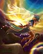 Jumping Angel