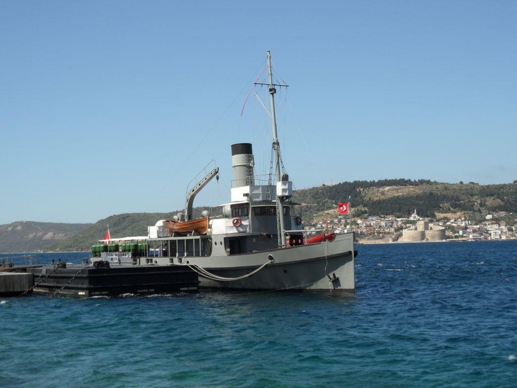 Nusrat mayın gemisi
