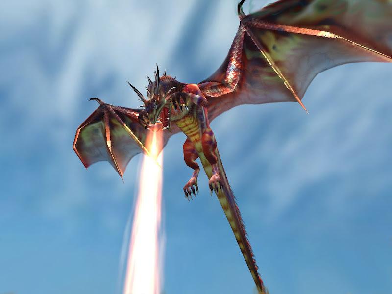 Magick Slave Of Mine, Dragons 3