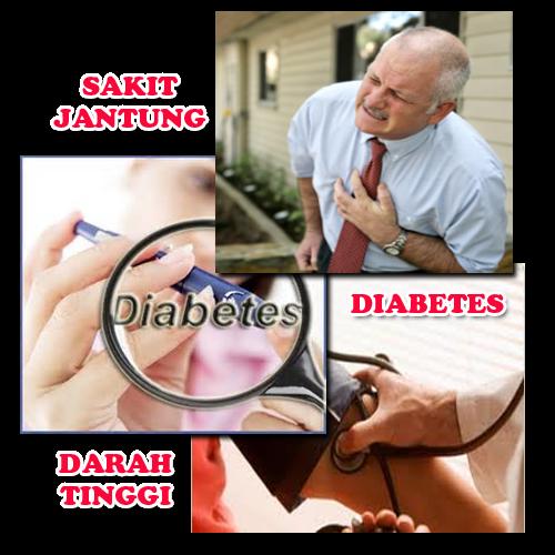 Punya Diabetes dan Tekanan Darah Tinggi? Lakukan Tips Diet Ini