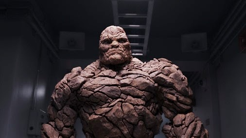 the thing FANTASTIC FOUR