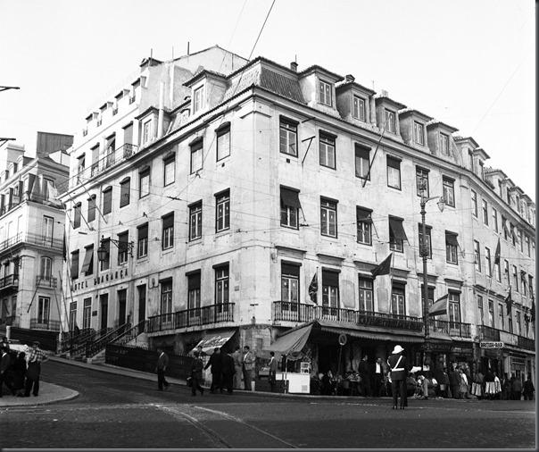 1959 Hotel Bragança