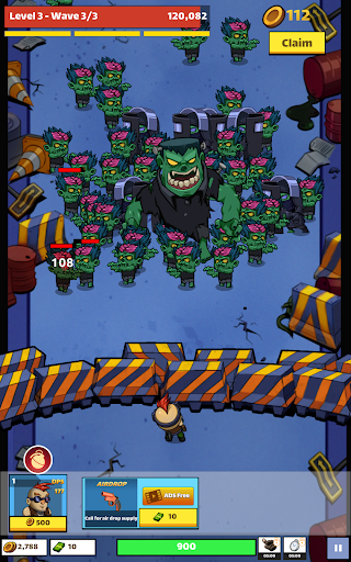 Zombie Idle Defense apktram screenshots 19
