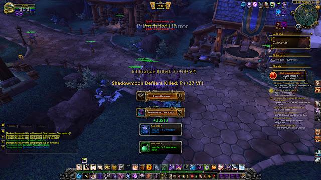 World of Warcraft - Silver Defender