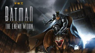 Batman The Enemy Within APK MOD Full Version