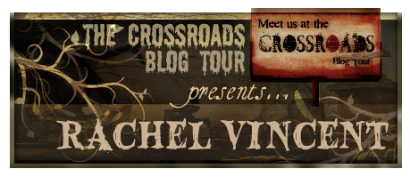 Crossroads Tour: Rachel Vincent