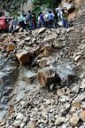 Landslide Solved! (Manu National Park, Peru)
