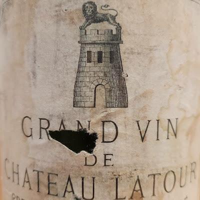 Château Latour 1949 (2) by ©LeDomduVin 2020