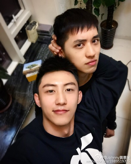 Johnny Huang Jingyu China Actor