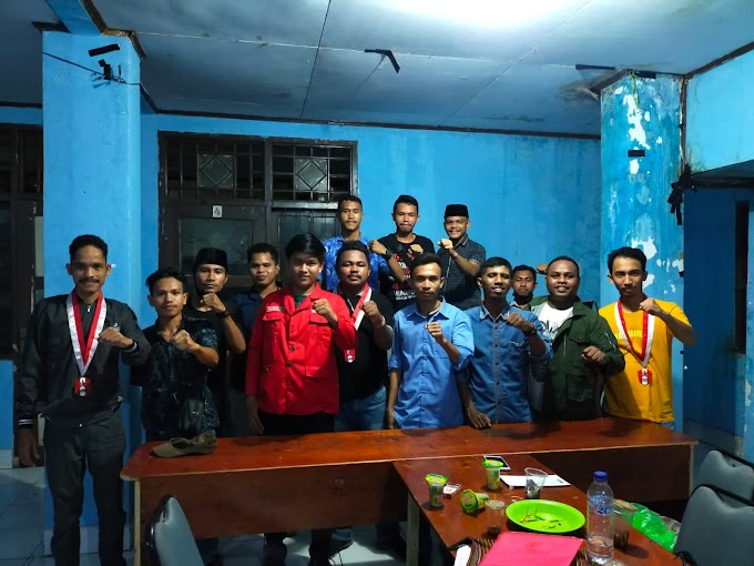 3 Komisariat GMNI Cabang Makassar Nyatakan Sikap, Secara Resmi Berada Dibawah Kepimpinan Arjuna-Dendy